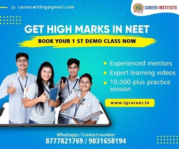Online NEET-UG Coaching in India
