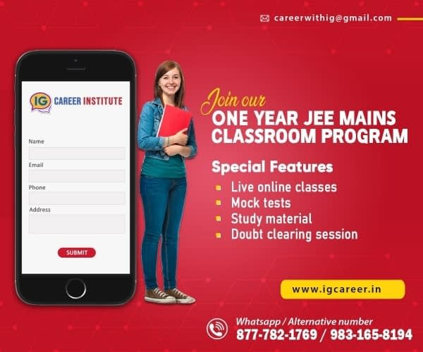 Online JEE Coaching in India