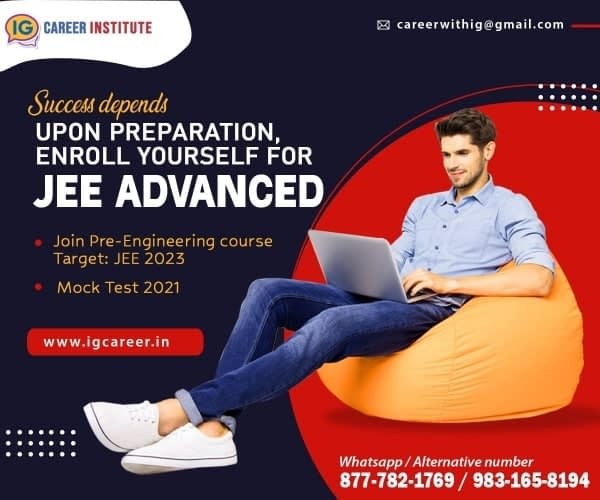 IG Career for Jee and Neet Course